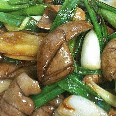 Sautéed pork liver & kidney at Yuet Lee