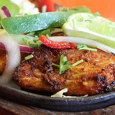 Tandoori fish at Lahore Karahi