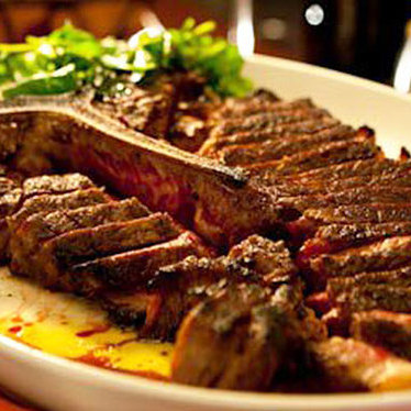 Prime porterhouse for two at Porter House New York