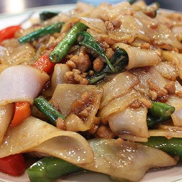 Pad kee mao at King's Thai Cuisine #2