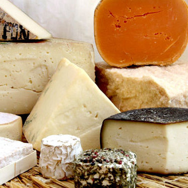 Artisan cheese at Formaggio Kitchen