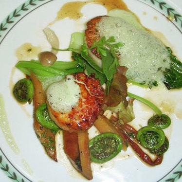 Seafood at Bondir