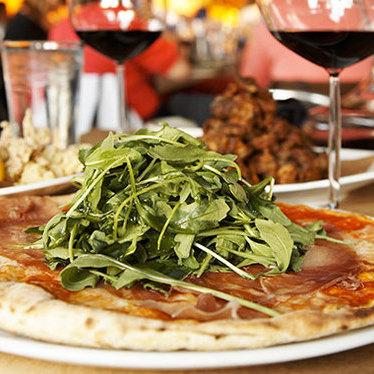 Pizza at Fritti