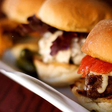 Sliders at The Shed at Glenwood