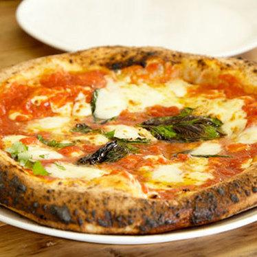 Margherita D.O.P. at Antico Pizza Napoletana