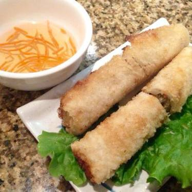 Cha Gio (Vietnamese Egg Rolls) at Pho Hung