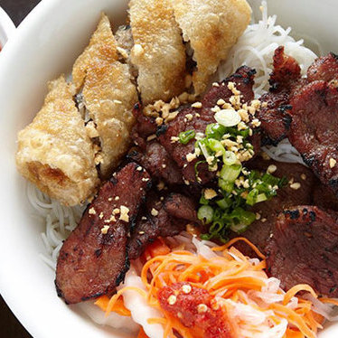 Bún đặc biệt at Vietnam Cafe