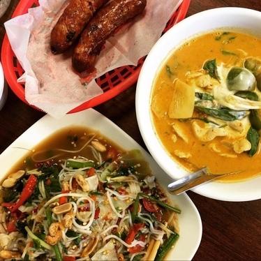 Thai & Laos. at Nalinh Market