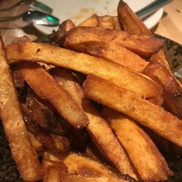 French fries at The Bellwether