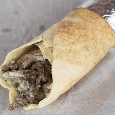 Shawarma at Phoenicia