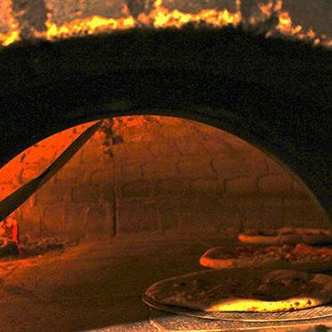 Zucca pizza at Dolce Vita Pizzeria & Enoteca