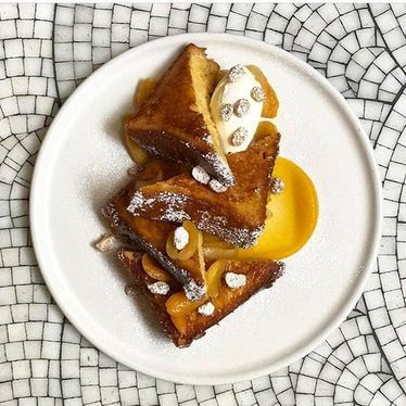 French Toast  at Little Park
