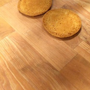 Peanut Butter cookies at HEWN Artisan Bread