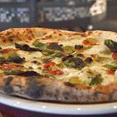 Pizza at Ancora Pizzeria