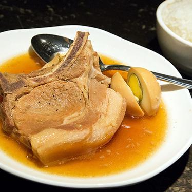 Thịt kho nước dừa at Viet Grill