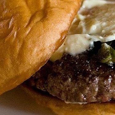 Hatch Burger at Umami Burger