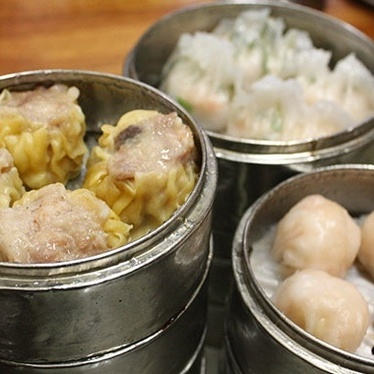 Dim sum at Sea Harbour Seafood Restaurant
