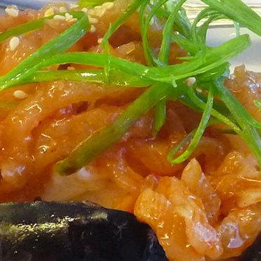 Jellyfish salad at Full House Seafood