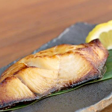 Black cod at Matsuhisa