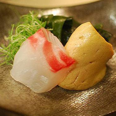 Foie gras shabu shabu at Urasawa