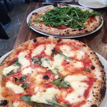 Any Pizza at Via Tevere
