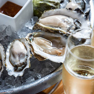 Oysters at GT Fish and Oyster