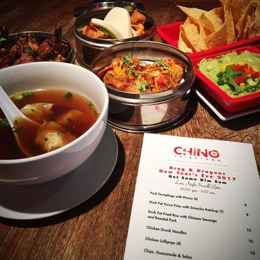Dim Sum  at Chino Chinatown