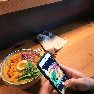 Hokkaido miso ramen at Ramen Shop