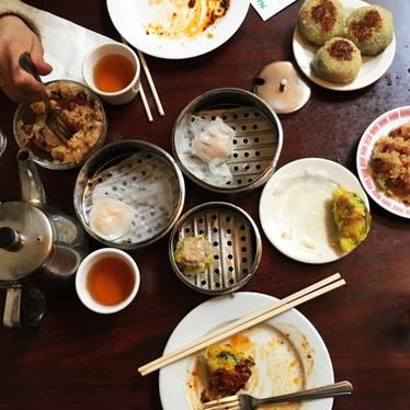 Dim Sum at House of Hong