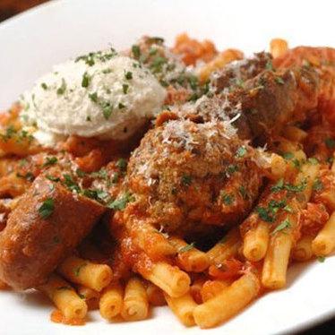 Sunday Gravy at Nove Italiano