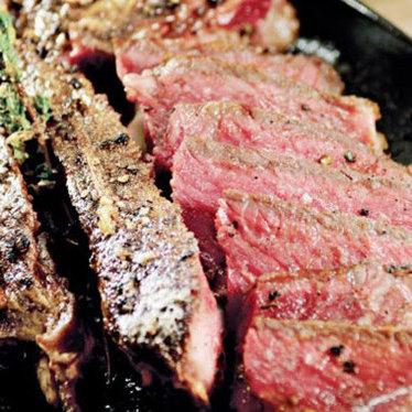 "American ""Kobe Style"" steak at CUT Las Vegas"