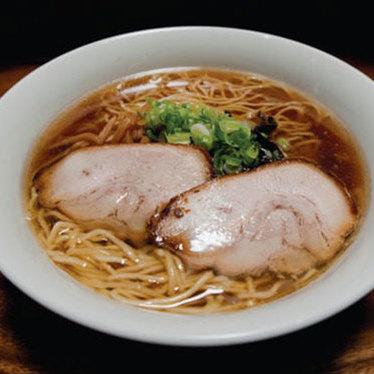 Shoyu ramen at Monta Japanese Noodle House