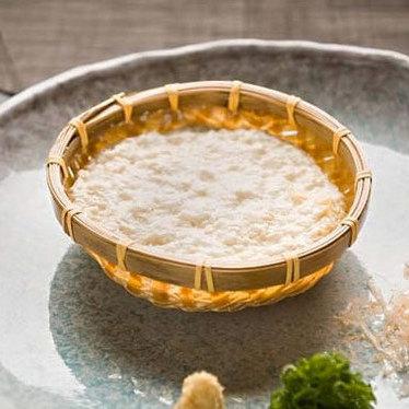Raku's tofu at Abriya Raku