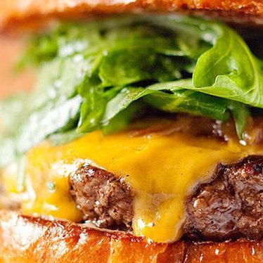 Cheeseburger at Westside Tavern