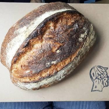 Sourdough bread at Dan The Baker