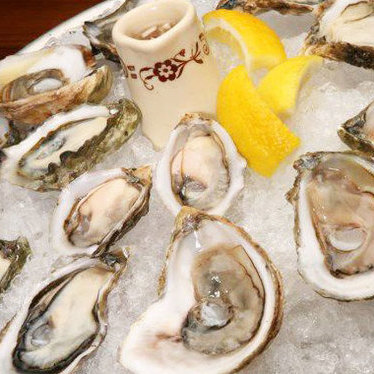 Oysters at The Publican