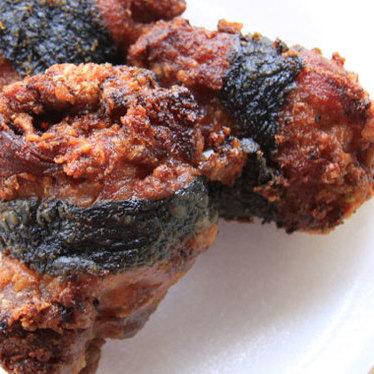 Chicken nori at Hilo Lunch Shop