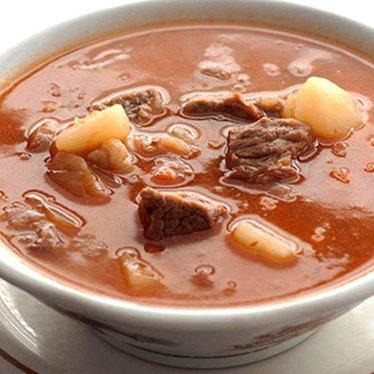 Beef & tripe stew at Dani's Restaurant