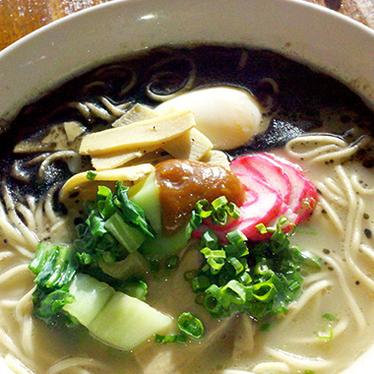 Hapa ramen at Star Noodle