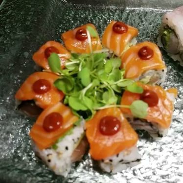 Specialty maki rolls at Lure Fishbar