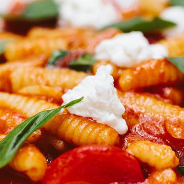 Ricotta cavatelli at Cecconi's Miami Beach