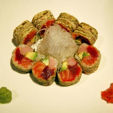 Vic sushi roll at Vic Sushi Bar