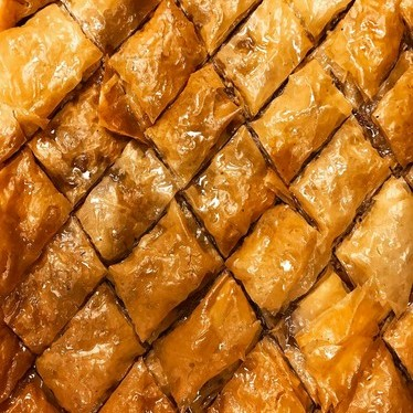 Baklava at Shaya