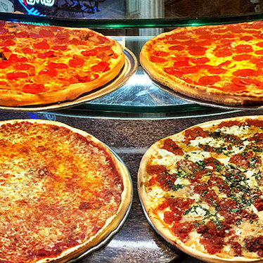 Any slice at Bleecker Street Pizza