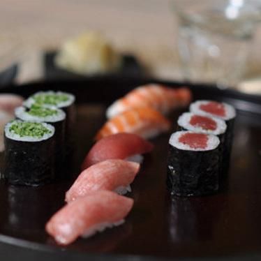 Sushi at Masa