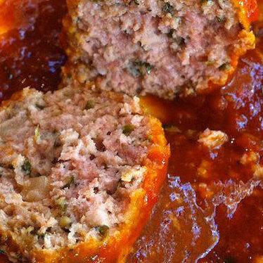 Meatballs al forno at Pizzeria Mozza