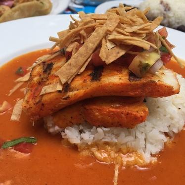 Tikin-xic at Chichen Itza Restaurant