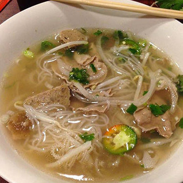 Pho at Phuong Vietnamese Restaurant