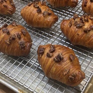 Pecan croissant  at St. Regis Bal Harbour Resort