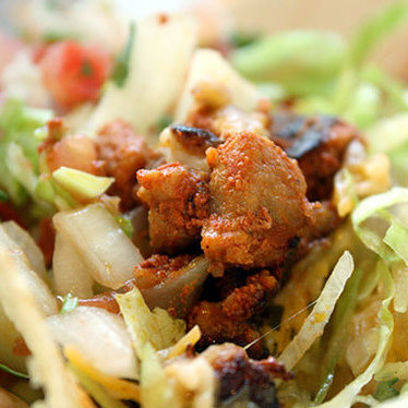 Tacos al pastor at Martha's Tacos & More